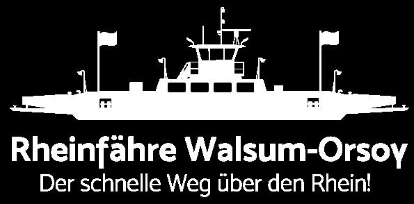Rheinfähre Walsum-Orsoy